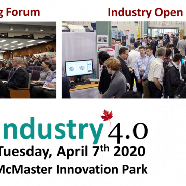 8th Annual Manufacturing Forum and Industry Open House, April 7, 2020